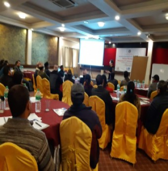 Optimizing Assessment for All Initiatives - Nepal Workshop/seminar